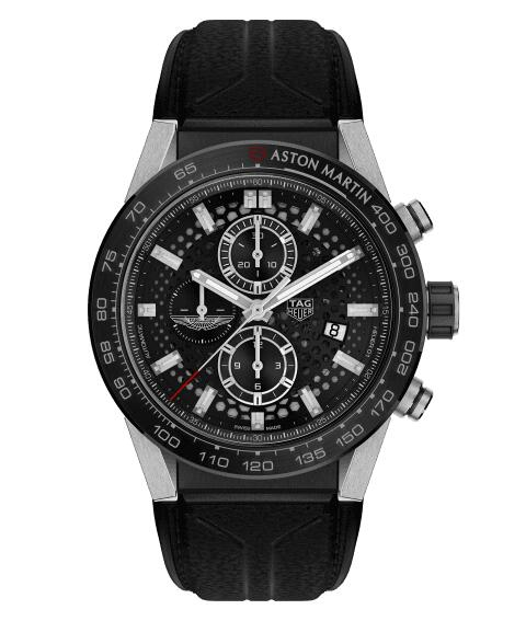 Cheap TAG HEUER CARRERA CALIBRE HEUER01 AUTOMATIC CHRONOGRAPH CAR2A1AB.FT6163 watch review