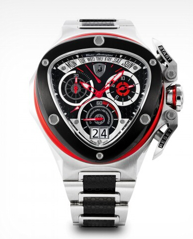 Discount Tonino Lamborghini SPYDER MOD. 3001 - COD.3001SPYDER Men Watch