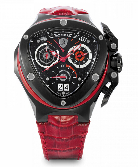 Discount Tonino Lamborghini SPYDER MOD. 3018 - COD.3018SPYDER Men Watch