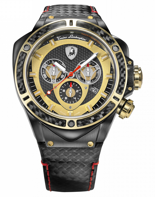 Discount Tonino Lamborghini SPYDER MOD. 3302 - COD.3302SPYDER Men Watch