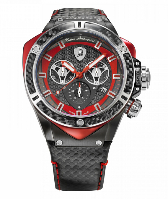 Discount Tonino Lamborghini SPYDER MOD. 3305 - COD.3305SPYDER Men Watch