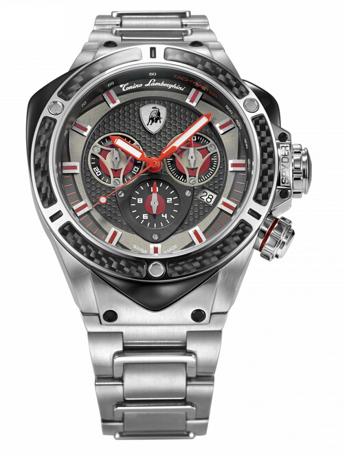 Discount Tonino Lamborghini SPYDER MOD. 3307 - COD.3307SPYDER Men Watch