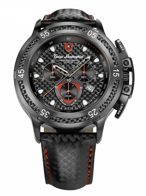 Discount Tonino Lamborghini WHEELS MOD. 3990-03 - COD.3990-03TLWHEELS Men Watch