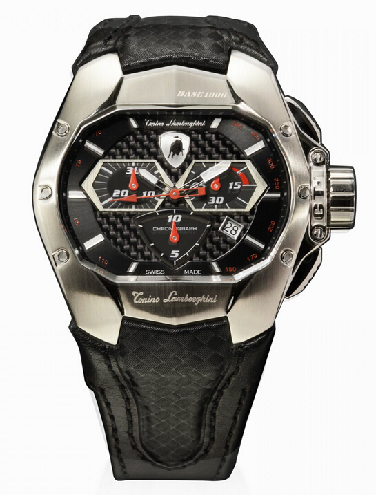 Discount Tonino Lamborghini GT1 MOD. 800S - COD.800STLGT1 Men Watch