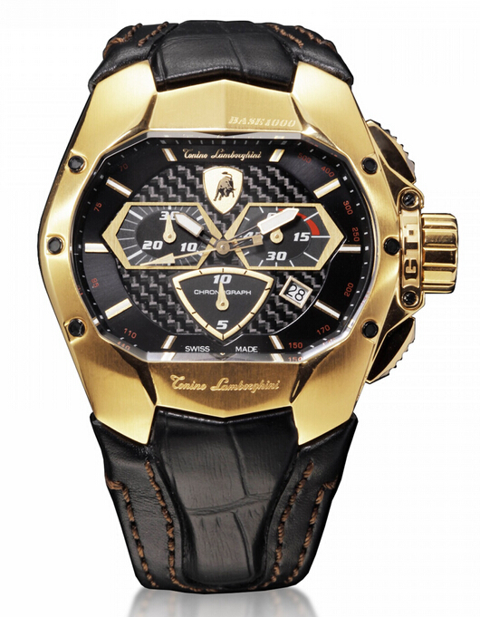 Discount Tonino Lamborghini GT2 MOD. 885 - COD.885GTLGT2 Men Watch