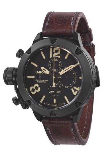 Wholesale Replica U-Boat Watch Classico 53 Titanium IBP Chrono 6548/1
