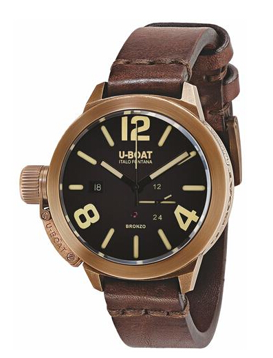 wholesale Replica U-Boat Watch Classico 50 Bronzo A BR 8104