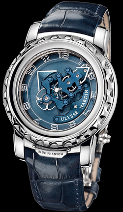 Replica Ulysse Nardin Exceptional Freak 020-81 replica Watch