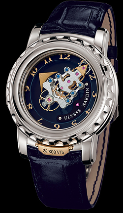 Replica Ulysse Nardin Exceptional Freak 020-88 replica Watch