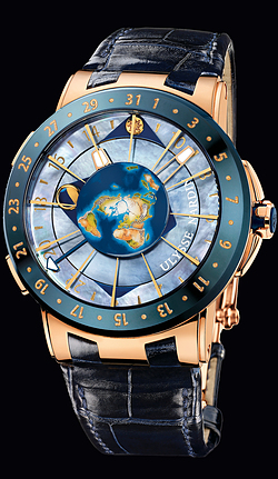 Replica Ulysse Nardin Exceptional Moonstruck 1062-113 replica Watch