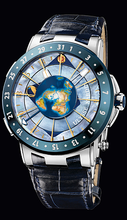 Replica Ulysse Nardin Exceptional Moonstruck 1069-113 replica Watch