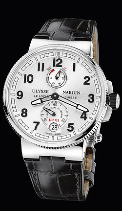 Replica Ulysse Nardin Marine Chronometer Manufacture 1183-126/61 replica Watch
