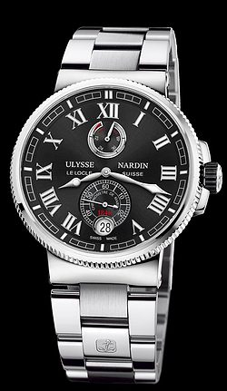 Replica Ulysse Nardin Marine Chronometer Manufacture 1183-126-7M/42 replica Watch