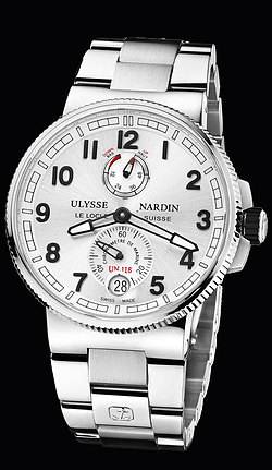 Replica Ulysse Nardin Marine Chronometer Manufacture 1183-126-7M/61 replica Watch