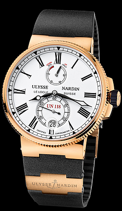 Replica Ulysse Nardin Marine Chronometer Manufacture 1186-122-3/40 replica Watch