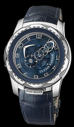 Replica Ulysse Nardin Exceptional Freak Cruiser 2050-131/03 replica Watch