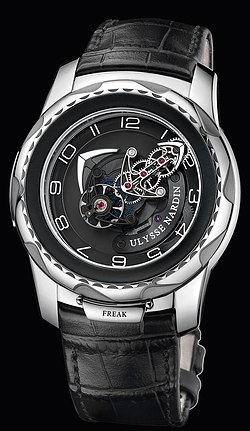 Replica Ulysse Nardin Exceptional Freak Cruiser 2050-131 replica Watch