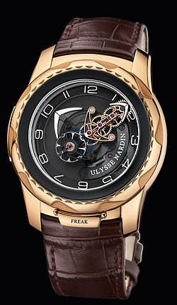 Replica Ulysse Nardin Exceptional Freak Cruiser 2056-131 replica Watch