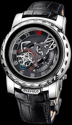 Replica Ulysse Nardin Exceptional Freak 2080-115 replica Watch