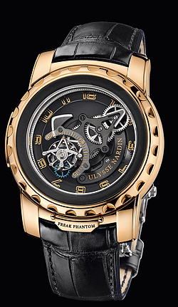 Replica Ulysse Nardin Exceptional Freak 2086-115 replica Watch