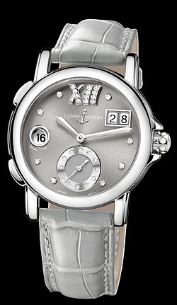 Replica Ulysse Nardin Dual Time Lady 243-22/30-02 replica Watch