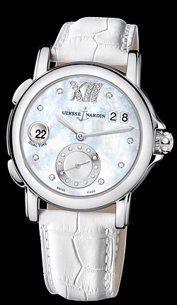 Replica Ulysse Nardin Dual Time Lady 243-22/391 replica Watch