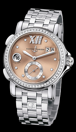 Replica Ulysse Nardin Dual Time Lady 243-22B-7/30-09 replica Watch