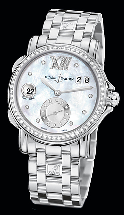 Replica Ulysse Nardin Dual Time Lady 243-22B-7/391 replica Watch