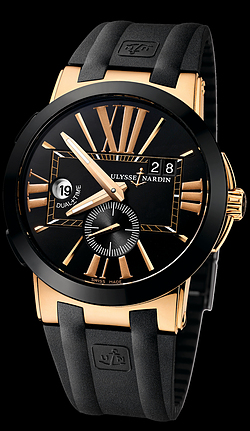 Replica Ulysse Nardin Executive Dual Time 246-00-3/42 replica Watch