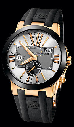 Replica Ulysse Nardin Executive Dual Time 246-00-3/421 replica Watch