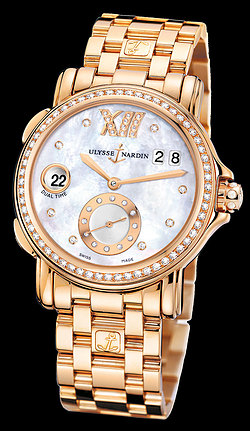 Replica Ulysse Nardin Dual Time Lady 246-22B-8/391 replica Watch