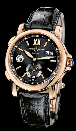 Replica Ulysse Nardin Dual Time 246-55/32 replica Watch