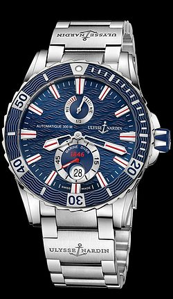 Replica Ulysse Nardin Marine Diver 263-10-7M/93 replica Watch