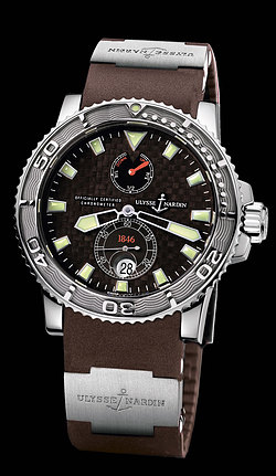 Replica Ulysse Nardin Marine Diver 263-33-3/95 replica Watch