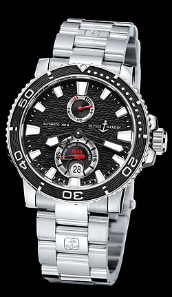Replica Ulysse Nardin Marine Diver 263-33-7/82 replica Watch