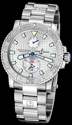 Replica Ulysse Nardin Marine Diver 263-33-7/91 replica Watch