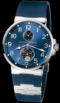 Replica Ulysse Nardin Marine Chronometer 41mm 263-66-3/623 replica Watch