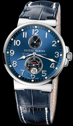 Replica Ulysse Nardin Marine Chronometer 41mm 263-66/623 replica Watch