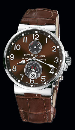 Replica Ulysse Nardin Marine Chronometer 41mm 263-66/62 replica Watch