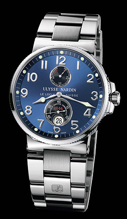 Replica Ulysse Nardin Marine Chronometer 41mm 263-66-7M/623 replica Watch