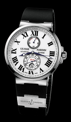 Replica Ulysse Nardin Marine Chronometer 43mm 263-67-3/40 replica Watch
