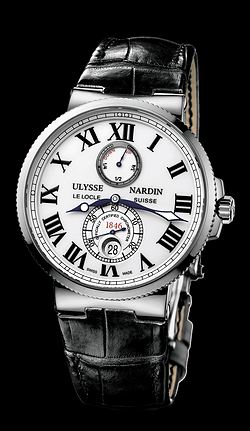 Replica Ulysse Nardin Marine Chronometer 43mm 263-67/40 replica Watch