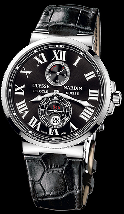 Replica Ulysse Nardin Marine Chronometer 43mm 263-67/42 replica Watch