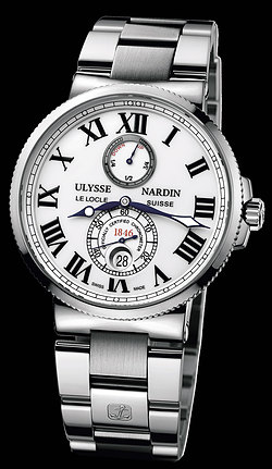 Replica Ulysse Nardin Marine Chronometer 43mm 263-67-7/40 replica Watch
