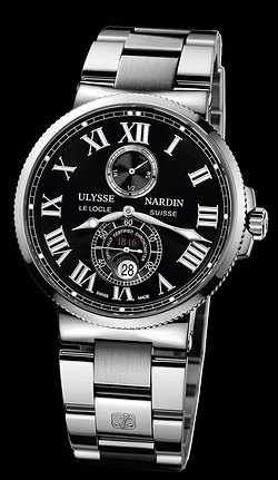 Replica Ulysse Nardin Marine Chronometer 43mm 263-67-7/42 replica Watch