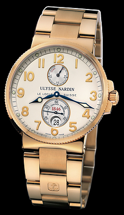Replica Ulysse Nardin Marine Chronometer 41mm 265-66-8/60 replica Watch