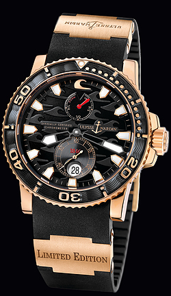 Replica Ulysse Nardin Black Surf 266-37LE-3A replica Watch