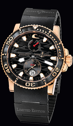 Replica Ulysse Nardin Black Surf 266-37LE-3B replica Watch