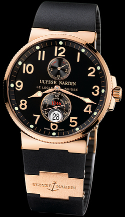 Replica Ulysse Nardin Marine Chronometer 41mm 266-66-3/62 replica Watch