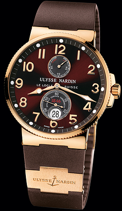 Replica Ulysse Nardin Marine Chronometer 41mm 266-66-3/625 replica Watch
